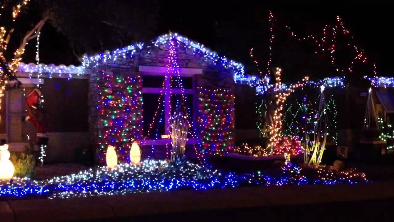musical christmas lights nz