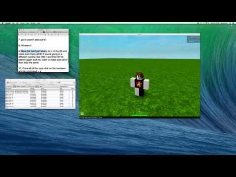 How To Speed Hack On Roblox (MAC OS X!) - YouTube
