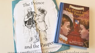 The Prince & the Pauper Unit Study Thumbnail