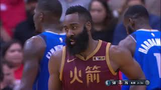 Dallas Mavericks vs Houston Rockets | February 11, 2019