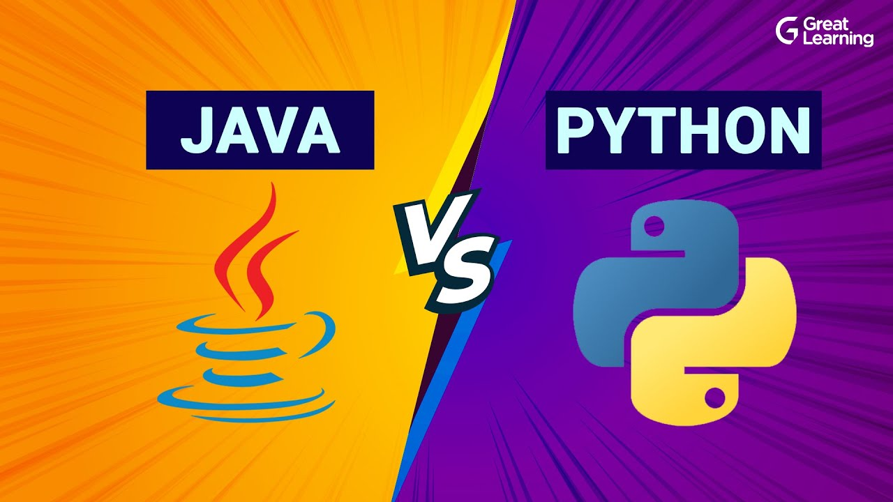 Java Vs Python | Which Is The Best Programming Language to Learn in 2021