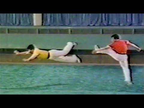 【武術】1976 劉学志、郭省聚 (奪匕首) / 【Wushu】1976 Liu Xuezhi, Guo Shengju (Duo Bishou)