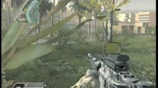 first ever cod 6 xbox live multiplayer gameplay