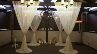 Оформление свадебной церемонии