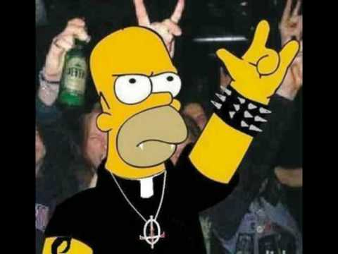 Homer - The Punkrock Verses Swan Songs For Broken Voices And Wasteland Reflections
