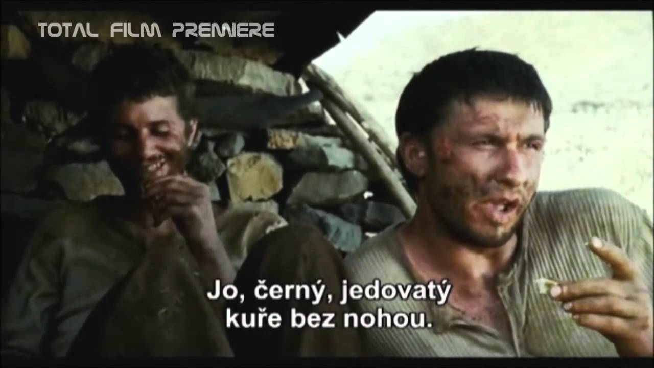 Útěk ze Sibiře (2010) CZ trailer (The Way back)
