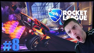 Rocket League #8 w/ Friends