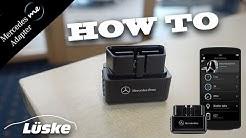Der Mercedes me Adapter I Infos I Voraussetzungen I Installation I