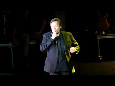 The Osmonds - Long Haired Lover From Liverpool - Wembley Arena, London - October 2017