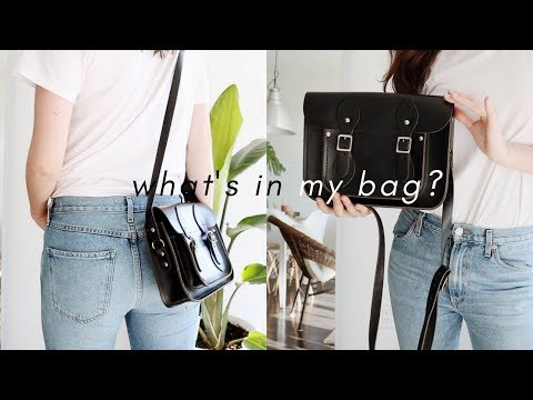 What's in My Bag? / Minimal Bag Collection