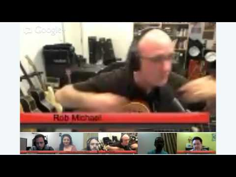 Musicians On Air with Special Guest Rob Michael