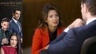 Por Amar Sin Ley 2 - Capítulo 71: Nancy intriga contra Alan - Televisa
