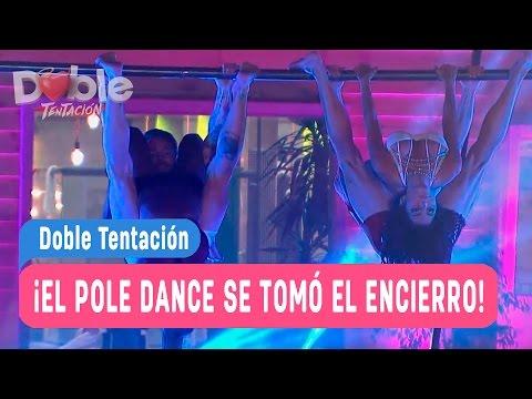 Doble Tentación - ¡El pole dance se tomó el encierro! / Capítulo 69