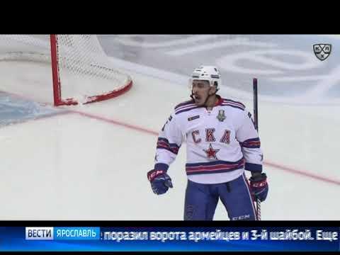 «Локомотив» вырвал победу у СКА