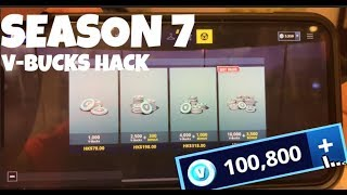 How to Get Unlimited Vbucks In Fortnite Season 7 | Fortnite Vbucks Hack | Fortnite Battle Royale |