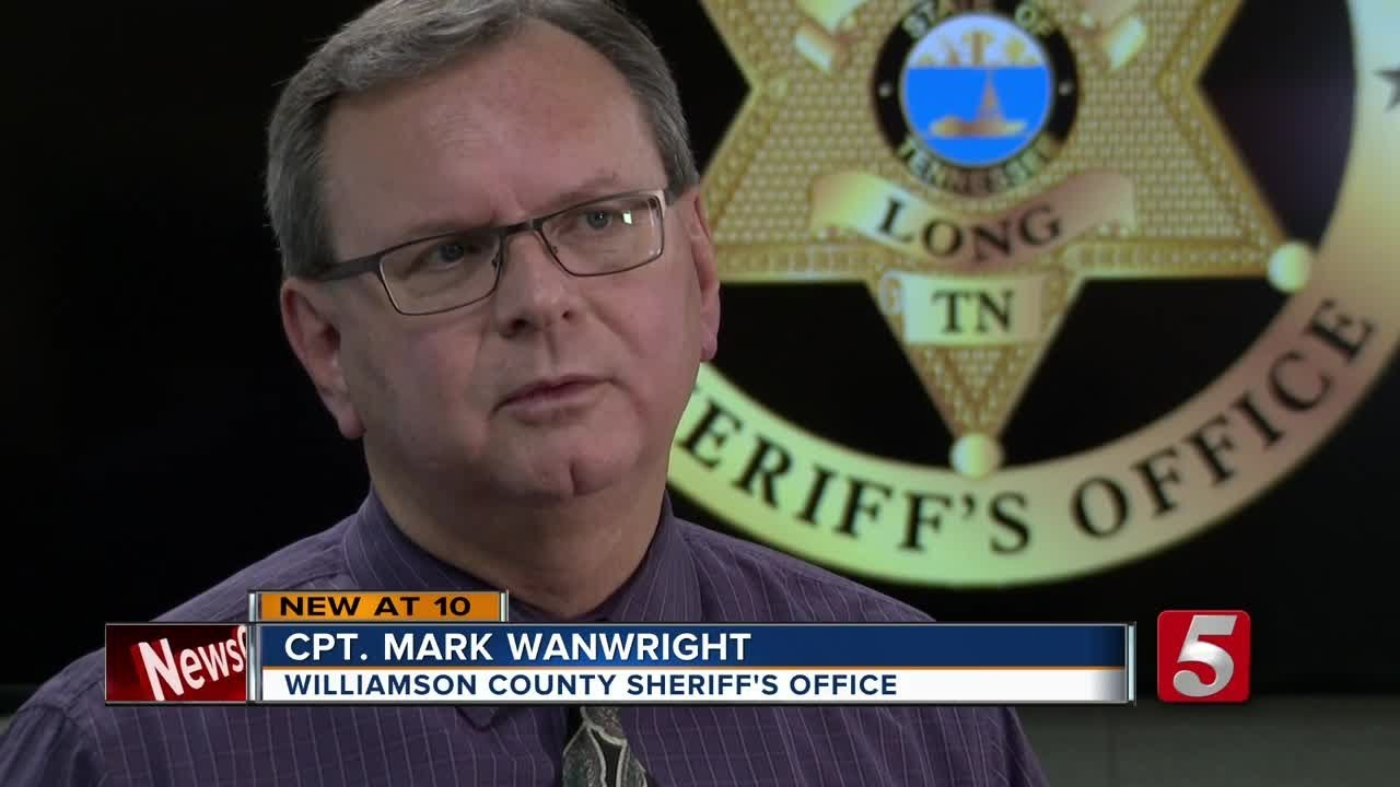 Williamson Co  Schools, Sheriff's Office Team Up To Save Teen Lives