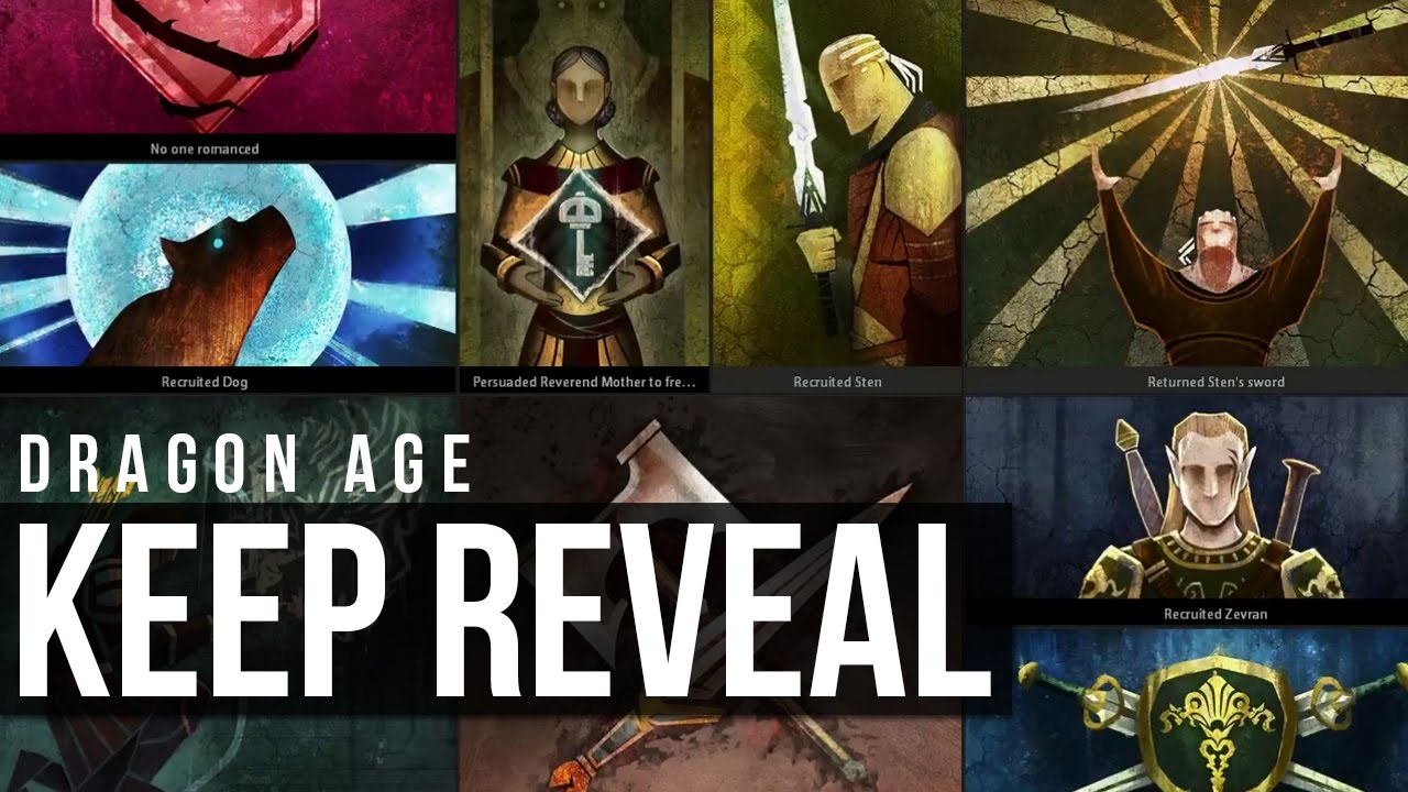 Dragon Age Keep: Official Reveal | Closed Beta Unveiled