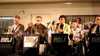 2011年所沢まつり 駅前ステージにて 26年前に「ジャズの街」所沢に誕生...