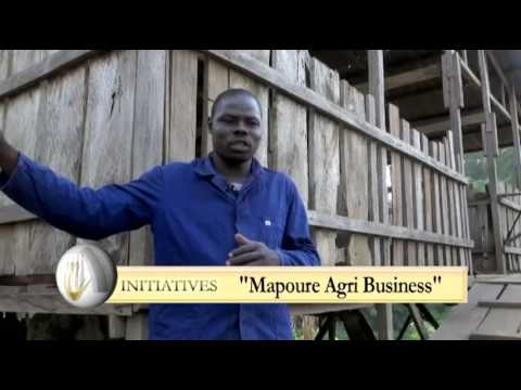 INITIATIVES_Mapoure Agri Business Olivier MAPOURE Carrières N°60 Mars 2017