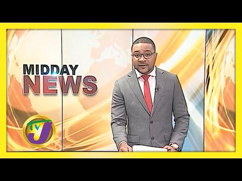 New Covid Immunity - Study   Gov't Extends Island wide Curfew in Jamaica   TVJ News