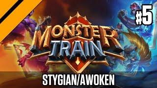 Monster Train Day 2 - Stygian/Awoken P5