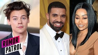 Harry Styles Reveals BISEXUALITY + Drake & Blac Chyna HOOKING UP? (Rumor Patrol)