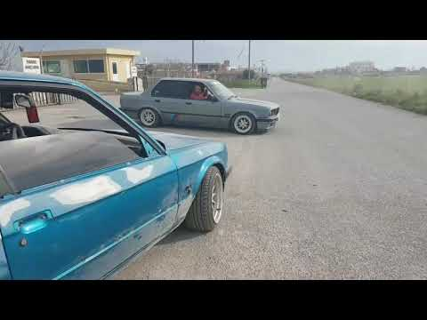 ÇILGIN  BMW E30 ŞOV KIBRIS