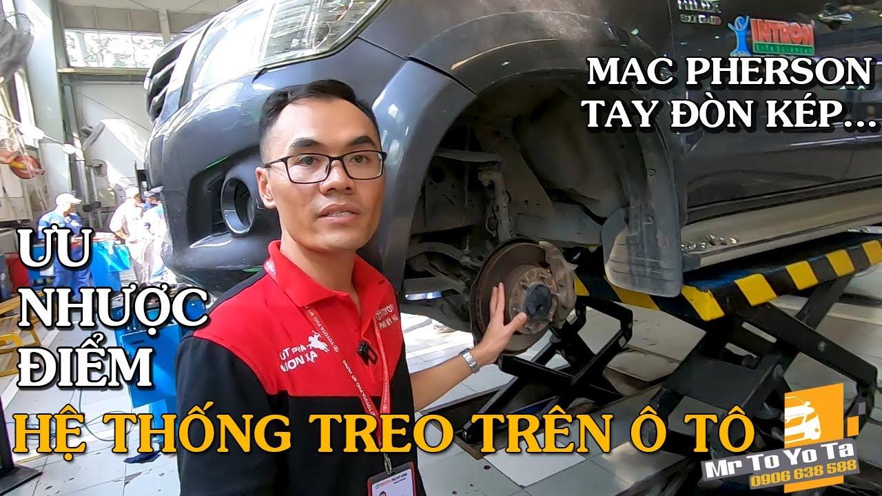 Tìm Hiểu Các Hệ Thống Treo Trên Ô Tô Cùng Mr To Yo Ta. Hệ Thống Treo Nào Tốt Nhất?