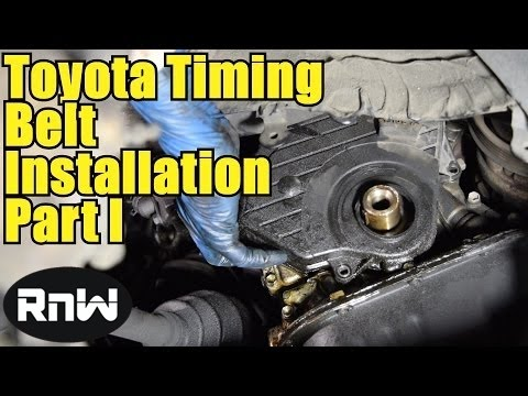 1999 toyota camry timing belt replacement interval