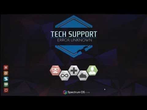 Tech Support Error Unknown Part 4 [End]   Bombing My Own Company