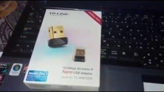 tp link tl wn725n nano usb wireless adapter