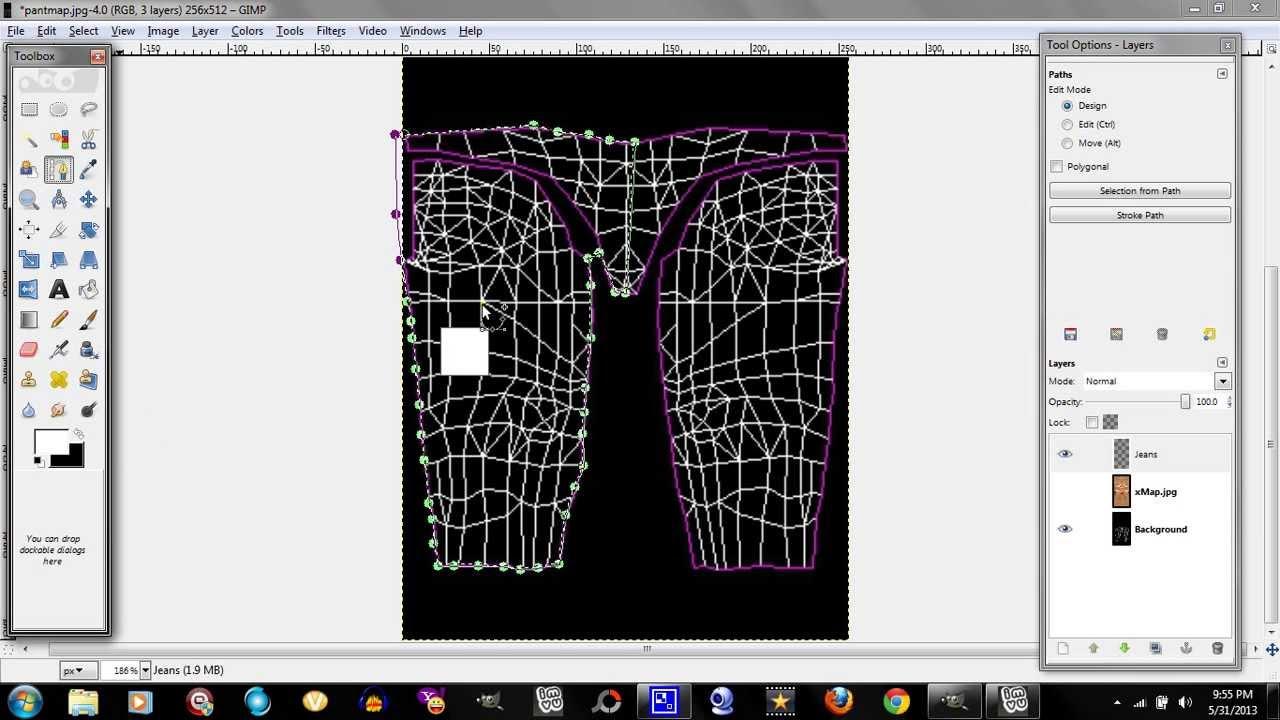 Imvu Jean Textures Female