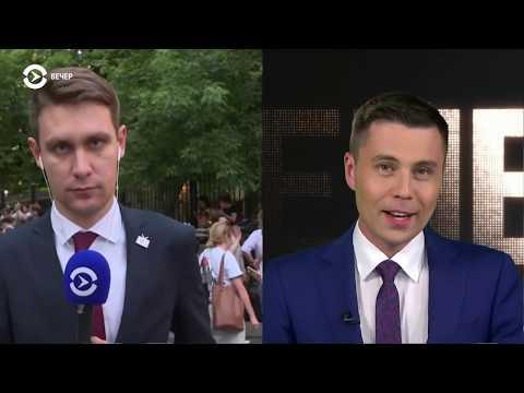 Новости / Освобождение журналиста Голунова