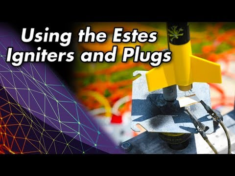 Using the Estes Igniters and Plugs Successfully in Model Rocket Motors