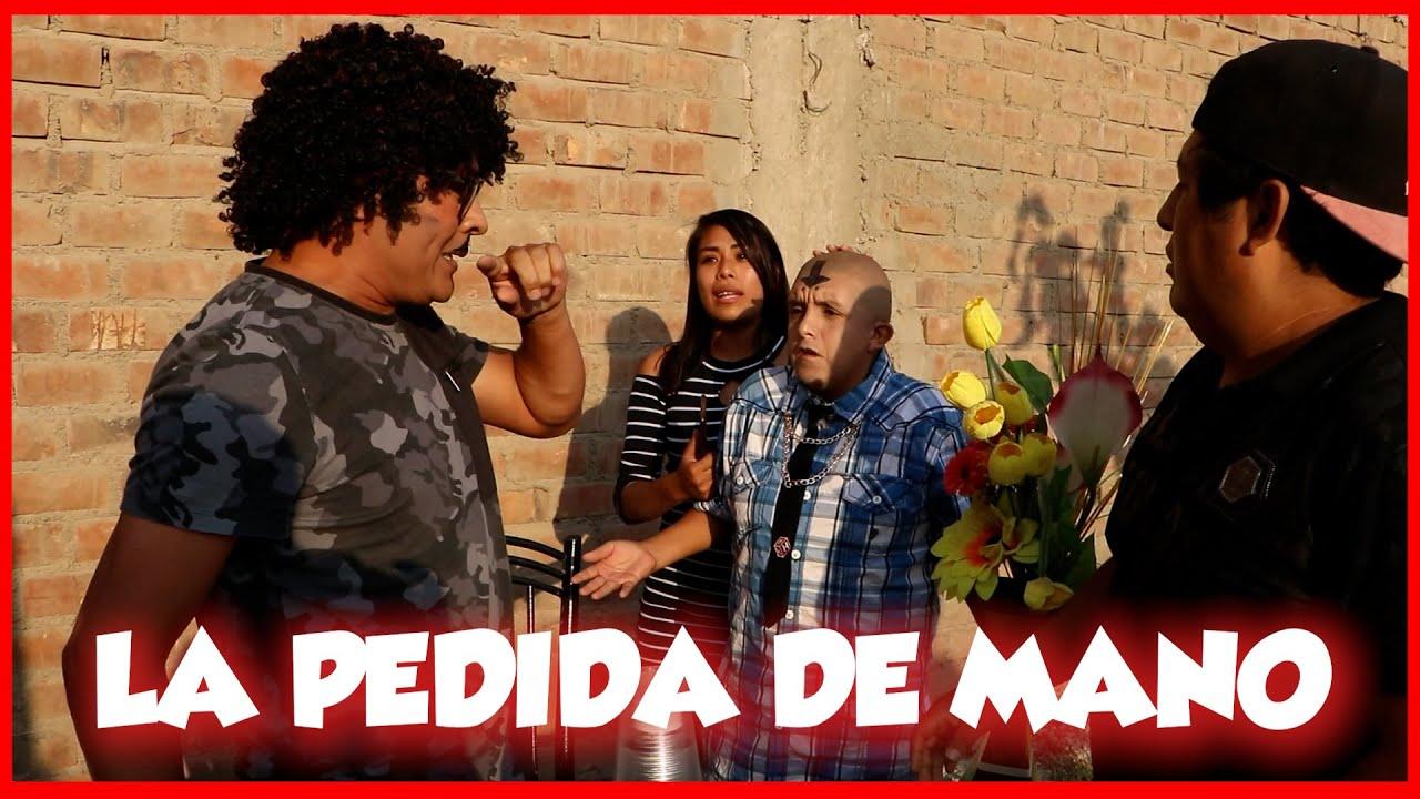 LA PEDIDA DE MANO - CHINO RISAS - SHAGUI - LUCKY - CHOLO VICTOR - CHOLO JUAN - MIGUELITO - MARCIANO