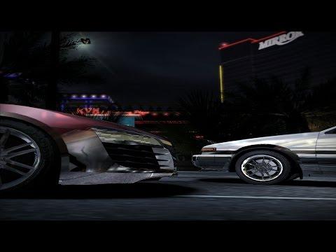 Need for Speed™: Carbon - Initial D - TAKUMI (Toyota Corolla) vs. DARIUS