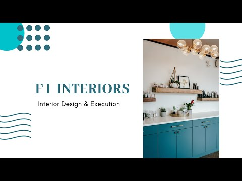 How to get Home Interiors in Budget in Bangalore | Fi Interiors, The Best Home Interior Designers