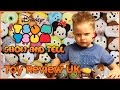 Disney Tsum Tsum Collection January 2016 - Toy Review UK