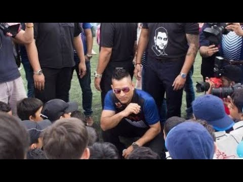 MSD cricket academy in Singapore ! IPL UNPLUGGED