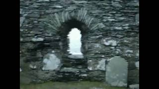 Kilnave church, cross, isle of islay- Luke Kelly, Dubliners- Tramps and Hawkers