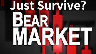 How to Survive a Crypto Bear Market - 6 Survival Tips