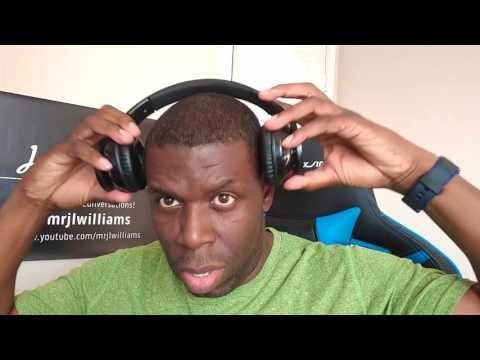 Crabot Bluetooth Headphones Review