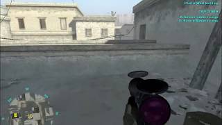 BadMove :: Urban Assualt Sniping America's Army (Trailer)