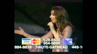 Céline Dion - What a Wonderful World (Las Vegas 2006)