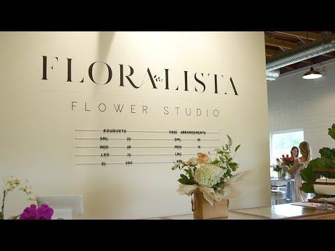 Florist Spotlight With Alice De Crom, Owner Of Floralista