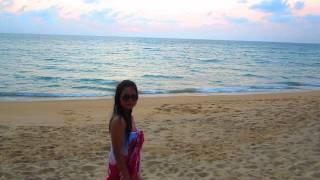 Moo at Mai Khao Beach