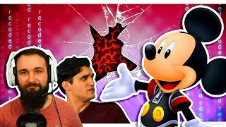 【 KINGDOM HEARTS RE: CODED】Gameplay | Road to Kingdom Hearts 3 *Critical Blind* - Part 2