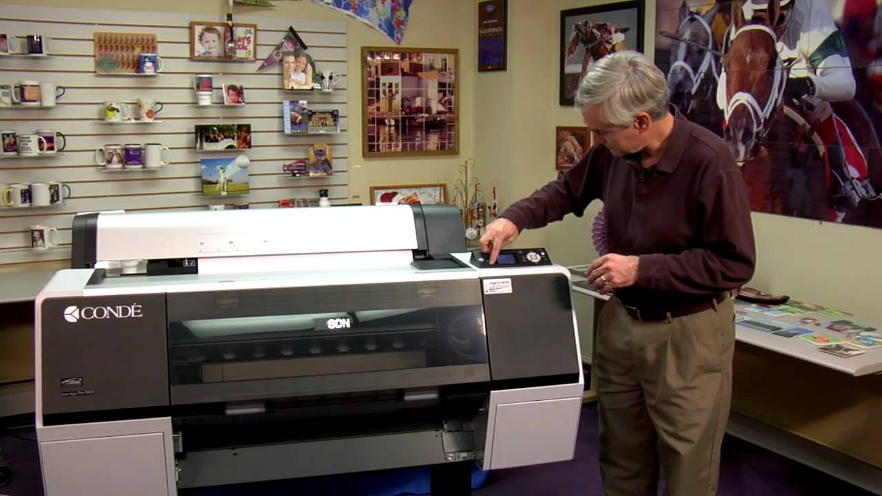 Introducing the Epson Stylus Pro 7900 DyeTrans™ Dual SubliM™ CMYKLk Inkset  System -