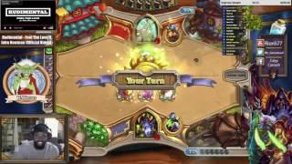 Zoolock vs Jade Golem Druid