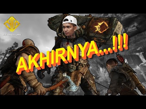 KRATOS PUNYA ANAK??? (GOD OF WAR 4 GAMEPLAY INDONESIA-Part 1) l #ALEXANDERGAME Eps.2
